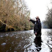 Fishing at Wodencrft 2
