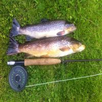 Fishing at Wodencroft 11